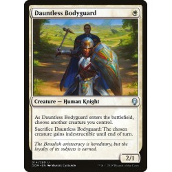 Dauntless Bodyguard