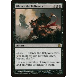 Silence the Believers